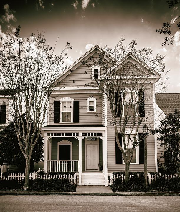 House, Architecture, Home, Mansion, Facade, Window