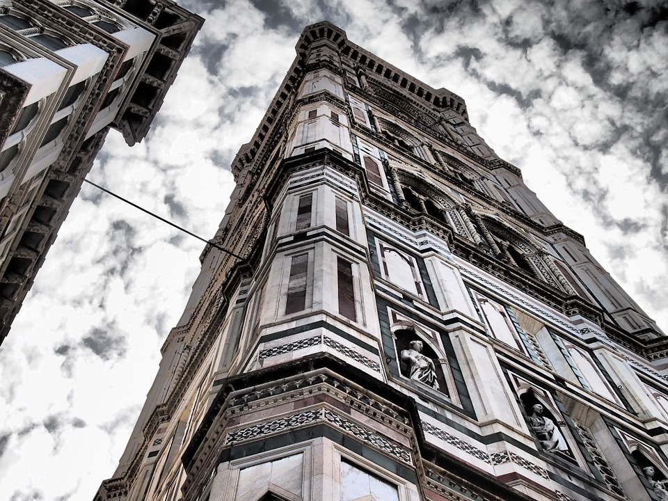 Home, Housewife, Facade, Bowever, Hochaus, Florence