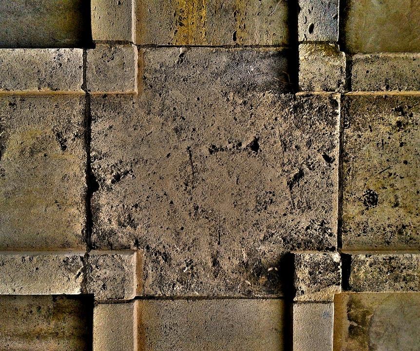 Concrete, Geometric, Facade, Texture, Wall, Structure