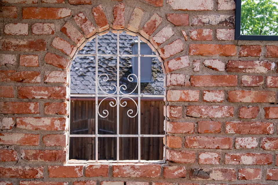 Window, Building, Facade, Old, Architecture