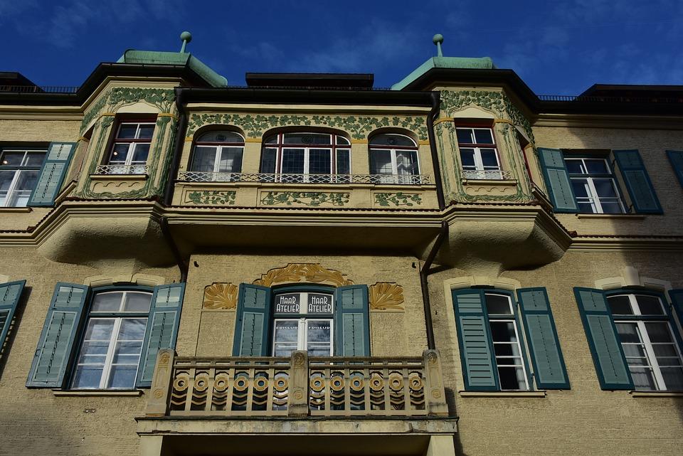 Facade, Turret, Building, Architecture, Window