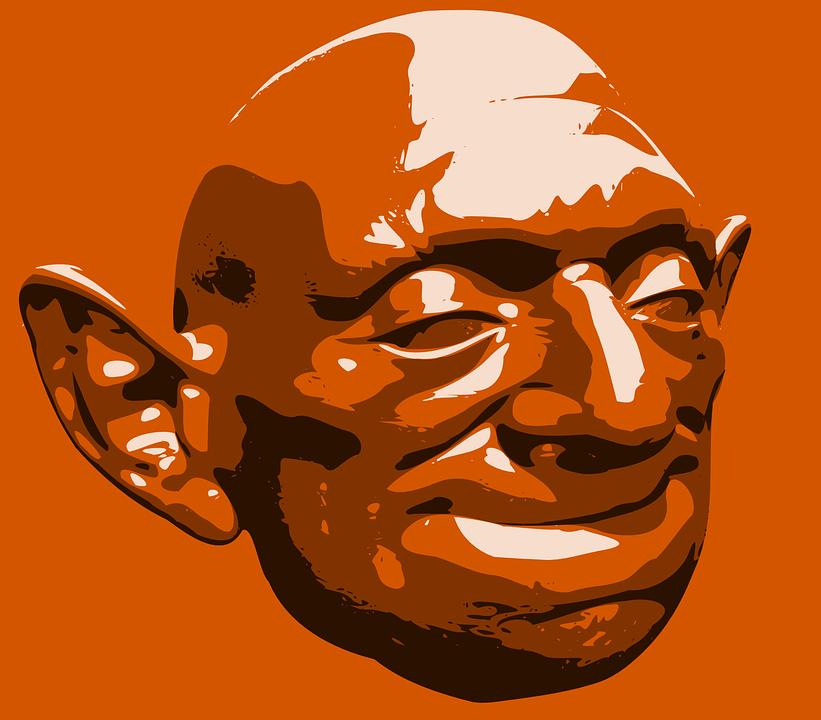 Old, Aged, Brown, Face, Man, Orange, Orange Old