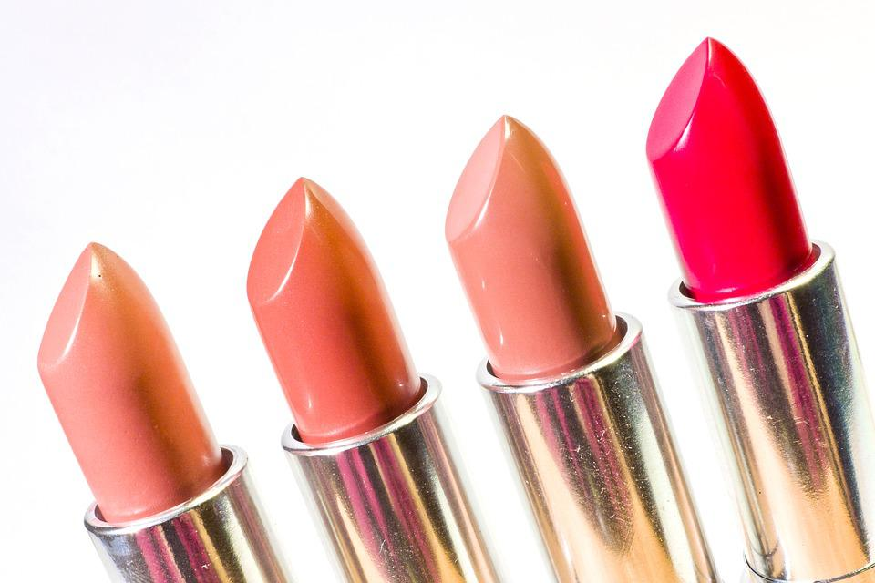 Lipstick, Cosmetics, Face, Beauty, Makeup, Pink