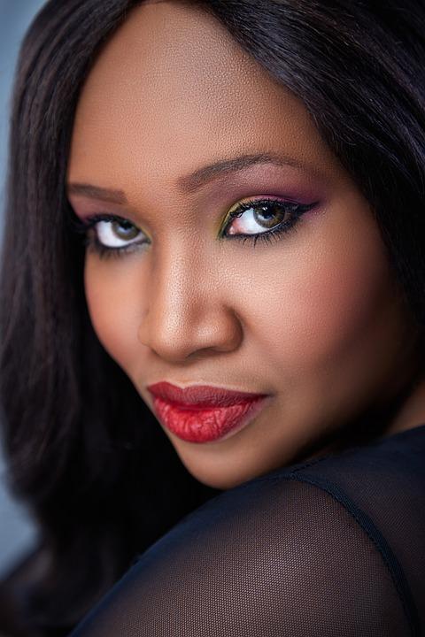 Woman, Portrait, Face, Studio, Beauty, Canon, Shot