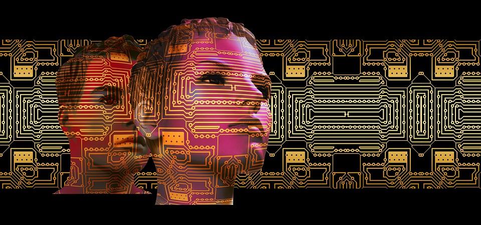 Board, Digitization, Face, Technology, Think, Human
