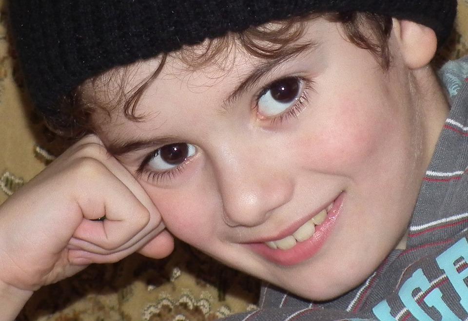 Child, Boy, Portrait, Eyes, Face