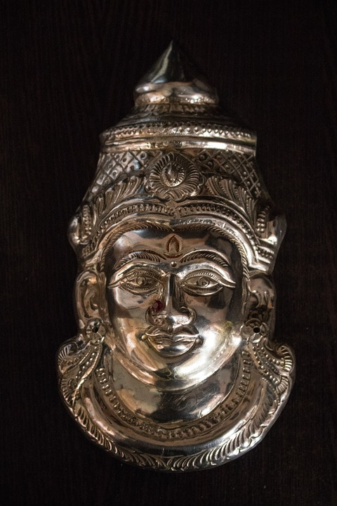God, Mask, Face, Religion, Culture, Religious, Ancient