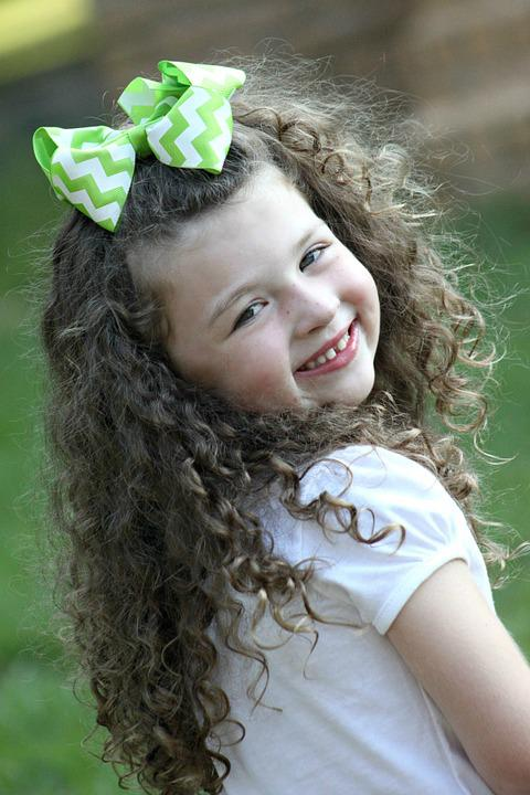 Girl, Young, Child, Smiling, Happy, Face, Cute, Kid