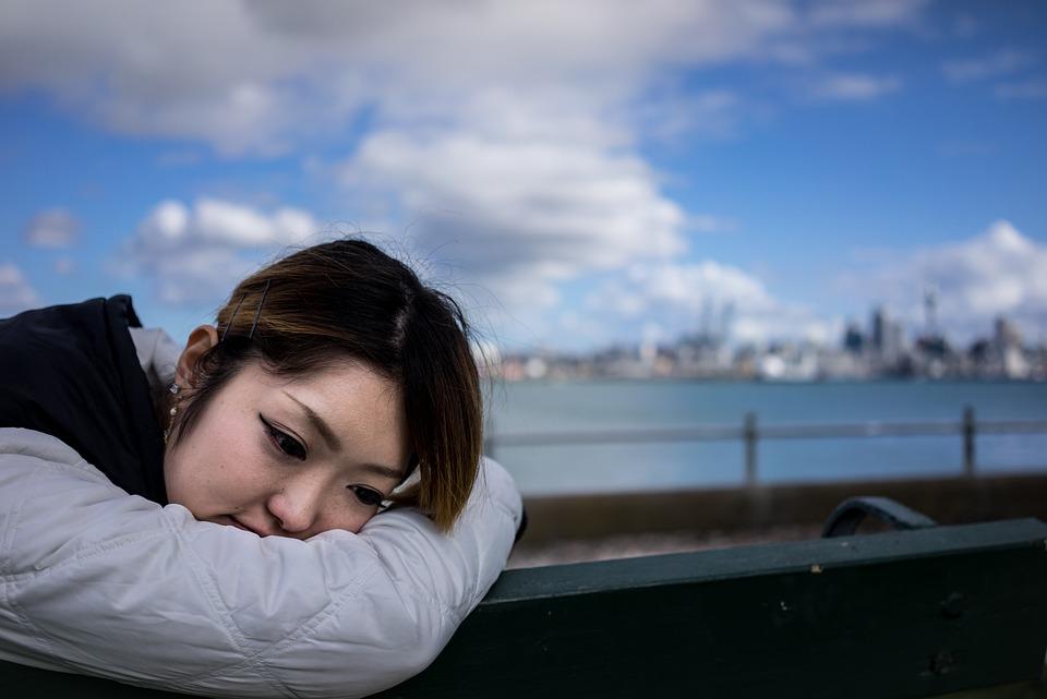 Portrait, Japanese, Face, Asian, Girl, Person, Female
