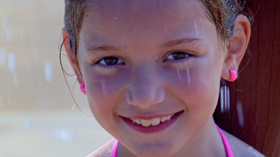Little Girl, Smile, Face, Child, Girl, Cute, Happy
