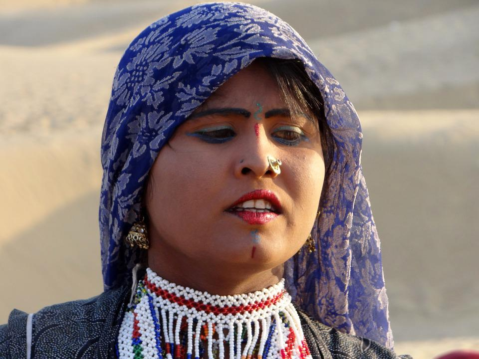 Human, Woman, Person, Face, People, Indian Woman