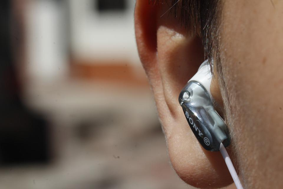 Sony, Hearing Aids, Face, Sound, Music