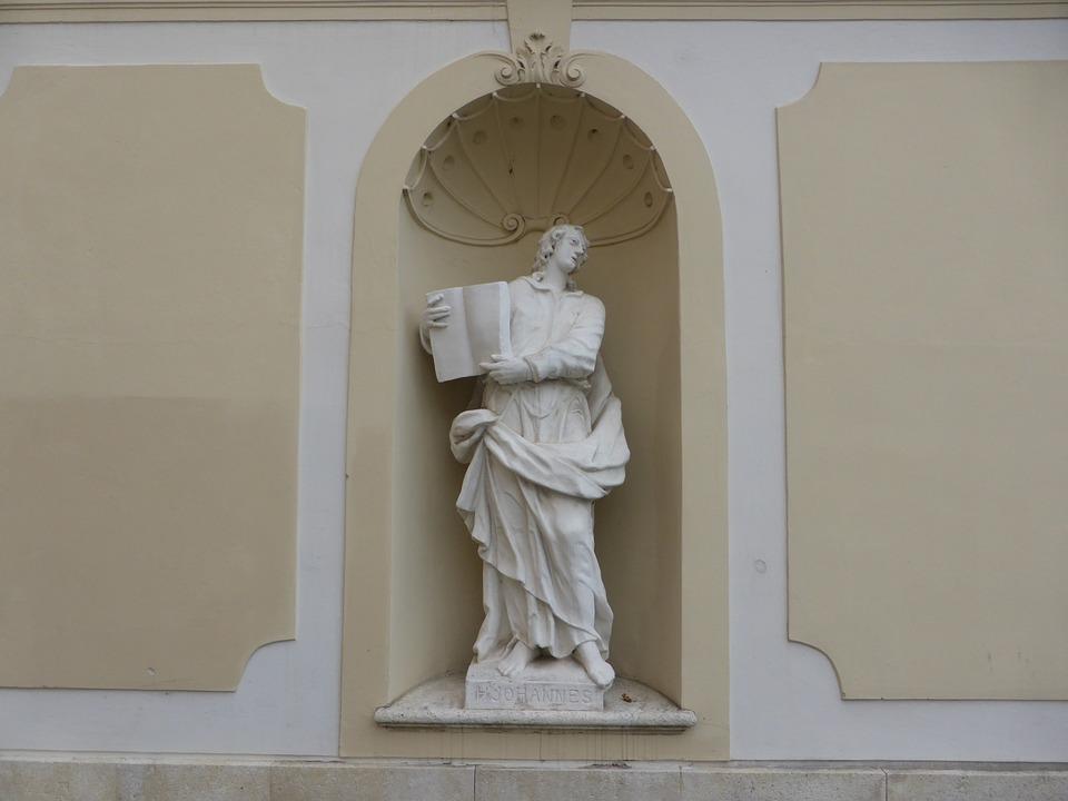 Statue, Fig, Sculpture, Woman, Face, Tuttlingen, Art