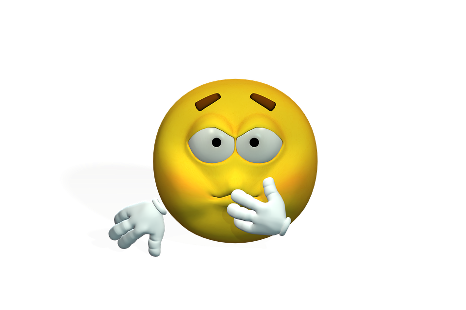 Emotiguy, Sad, Thoughtful, Face, Lonely, Alone, View