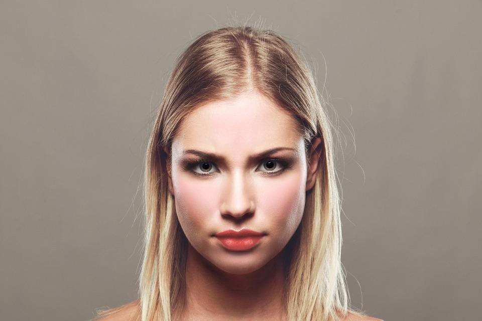 Portrait, Woman, Face, Female, Woman Face