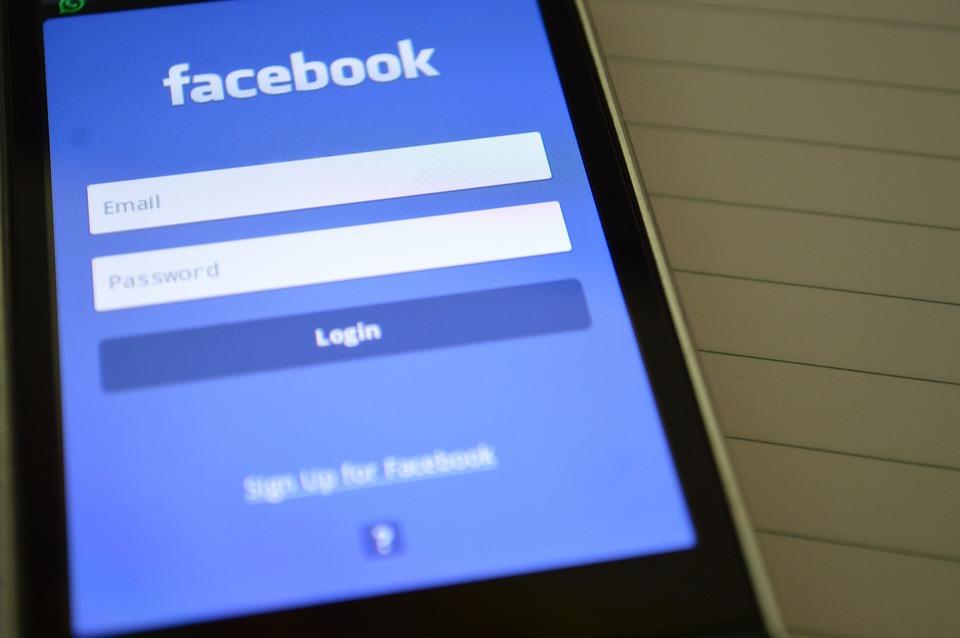 Facebook, Login, Phone, Smartphone, Mobile, Website