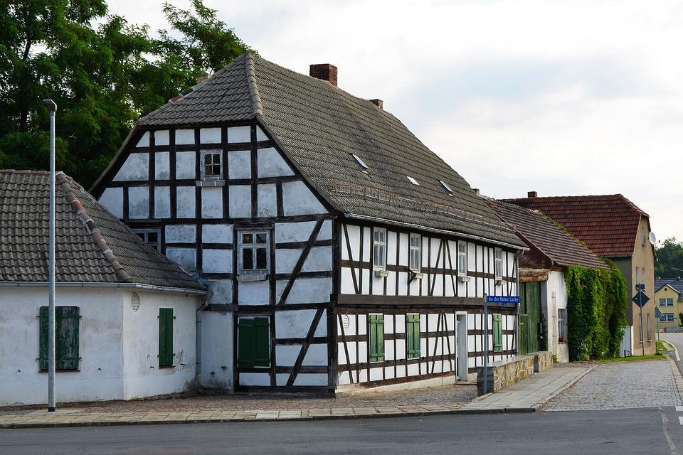 Fachwerkhaus, Home, Old House, Truss, Architecture