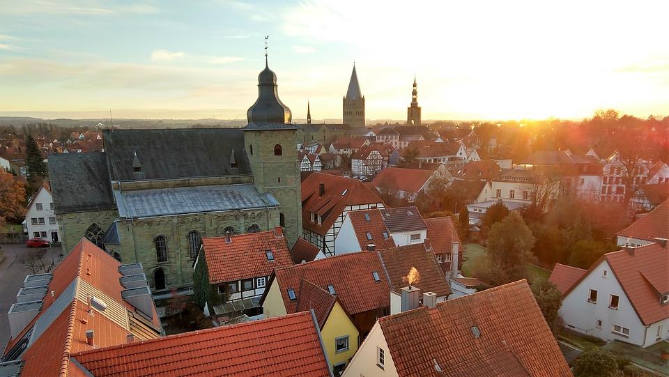 City, Soest, Fachwerkhaus, Architecture