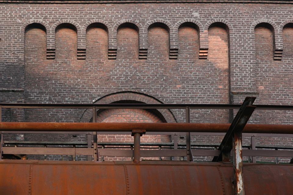 Landscape Park, Duisburg, Industrial Park, Factory