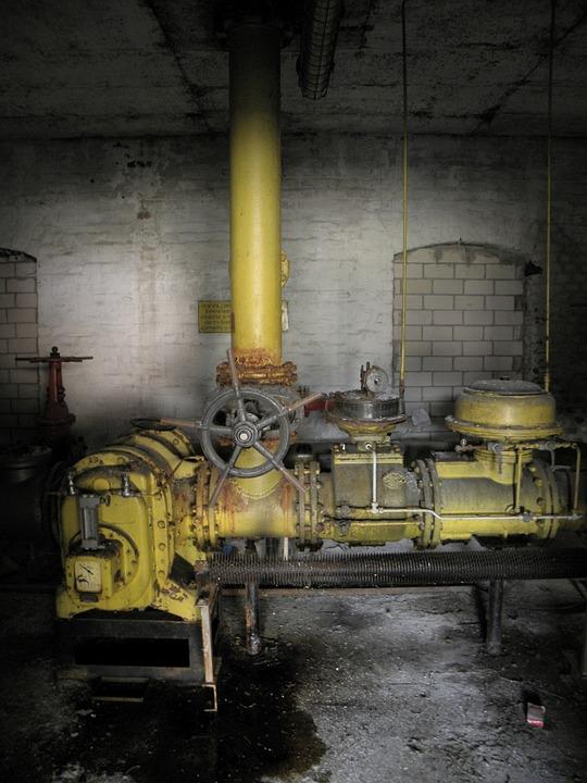 Machine, Industry, Factory, Cologne, Deutz Ag