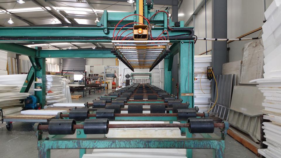Factory, Production, Industry, Plant, Manufacturing