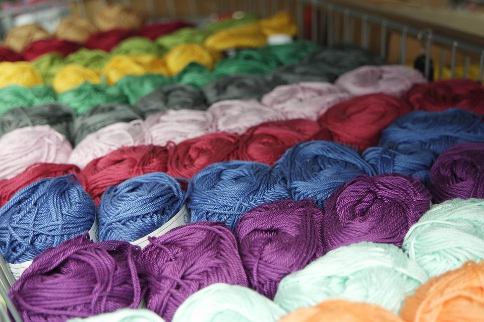 Fair, Wool, Washing Machine, Colorful Lingerie, Sew