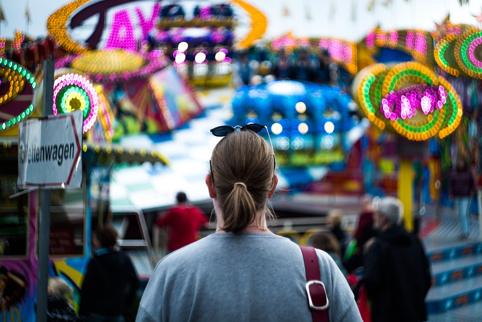 Fair, Folk Festival, Year Market, Fairground, Pleasure