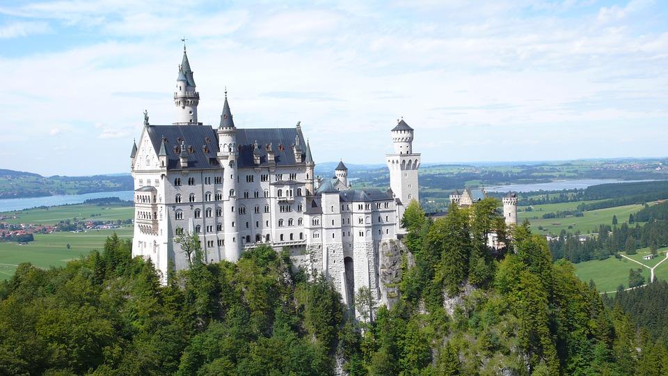 Castle, Kristin, Bavaria, Fairy Castle