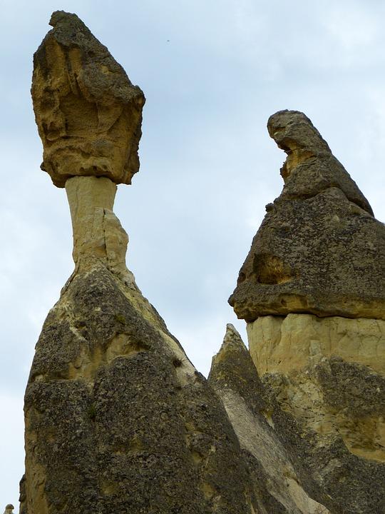 Valley Of Love, Fairy Chimneys, Fairy Towers, Tufa