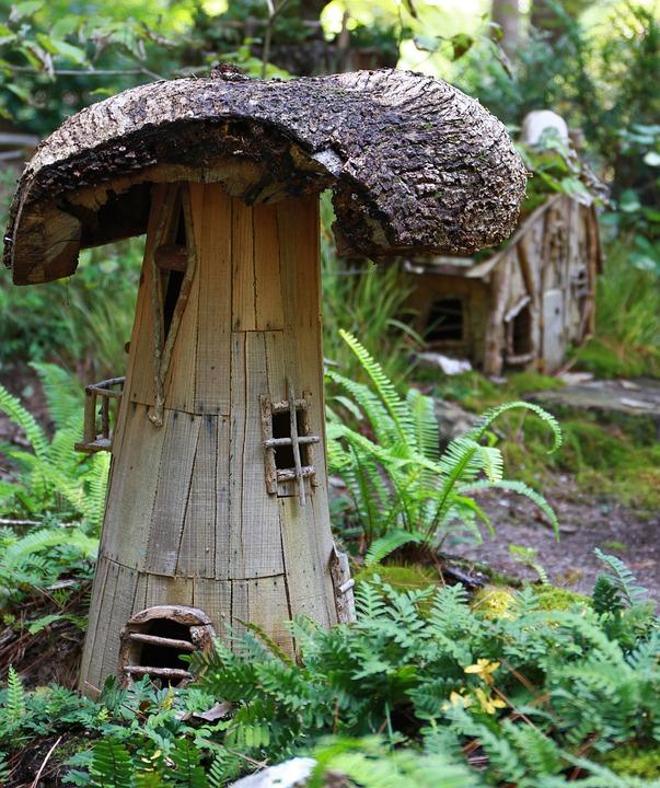 Fairy House, Fairy, Fairy Village