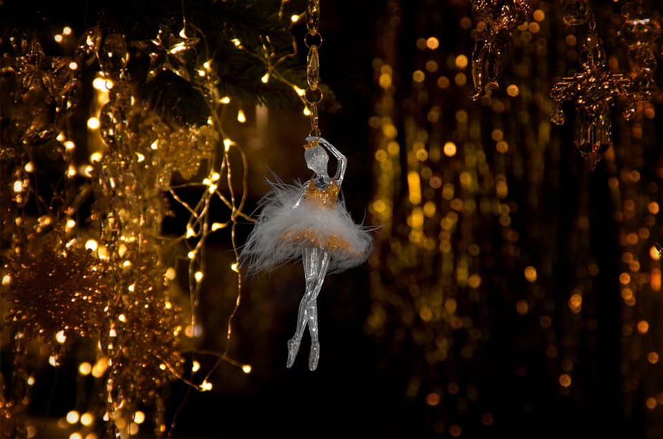 Angel, Bokeh, Mystical, Fairy Tale World, Elf, Deco