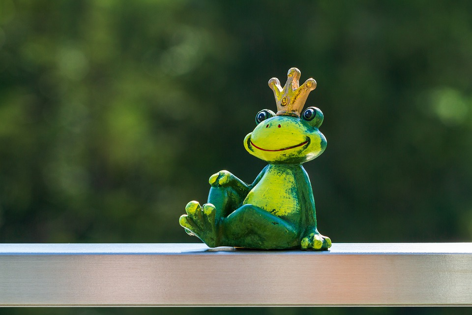 Frog, Figure, Prince, Fairy Tale Prince, Fairy Tales
