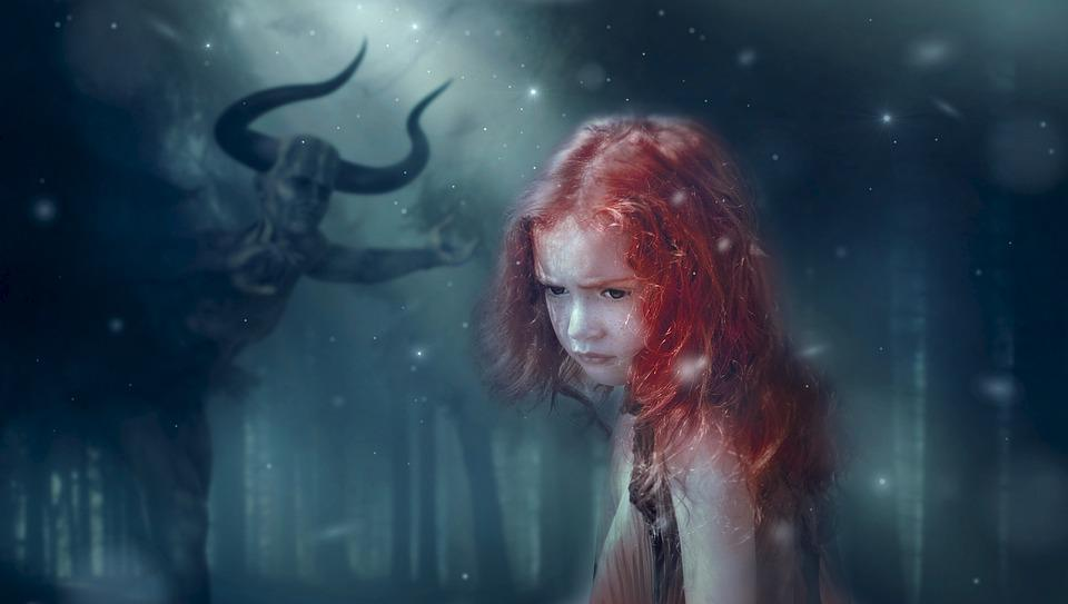 Fantasy, Forest, Mystical, Fairytale, Mood, Mysterious