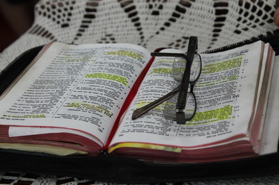 Faith, Bible, Reading
