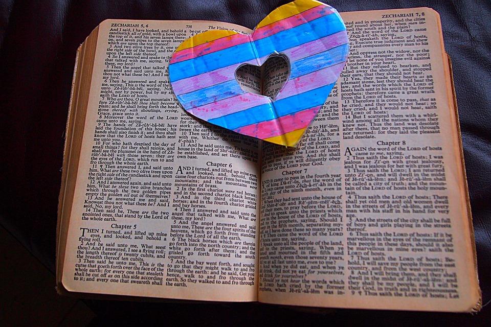 Bible, Christian, Faith, Read, Book Mark, Bookmark