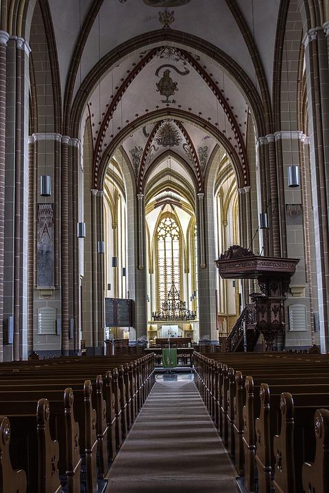 Architecture, Buildings, Church, Faith, Catholic