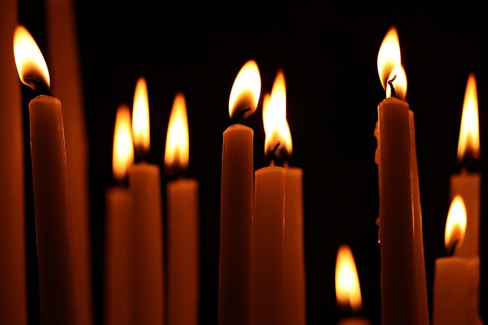 Candles, Pray, Prayer, Religion, Church, Light, Faith