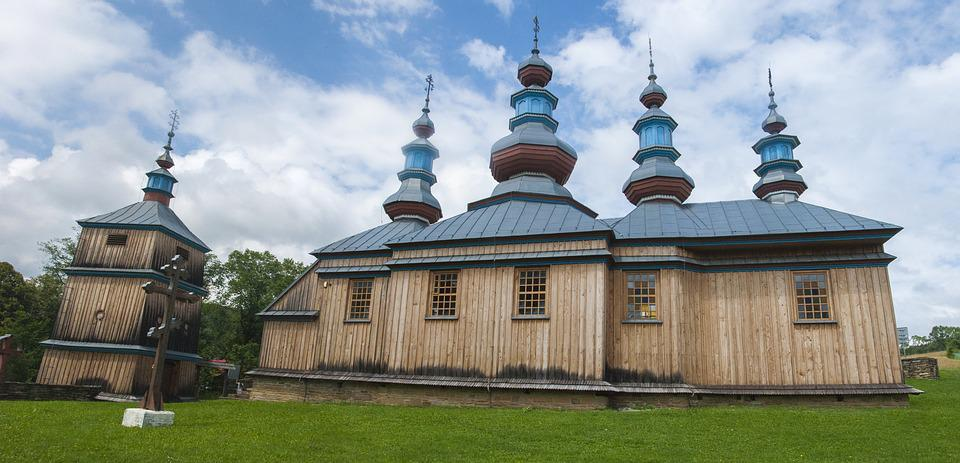 Bieszczady, Orthodox Church, Faith, Poland, Monument