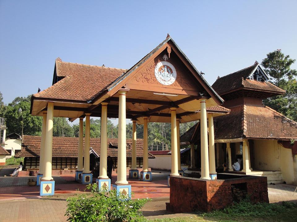 Temple, Buildings, Religion, Buddhist, Faith