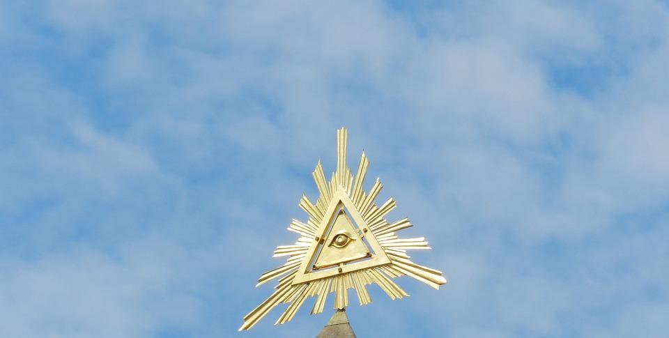 Triangle, Trinity, Faith, Religion, Eye, Illuminati