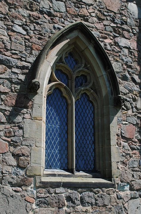 Window, Church, Religion, Christianity, Glass, Faith