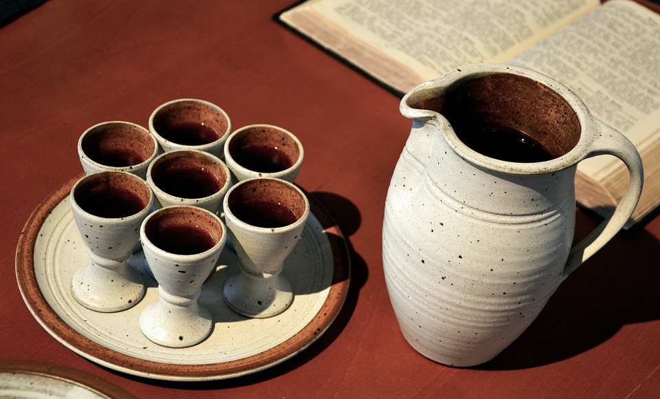 Last Supper, Krug, Cup, Wine, Christianity, Faith