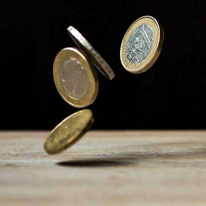 Euro, Fall, Money, Forward, Europe, European, Economy
