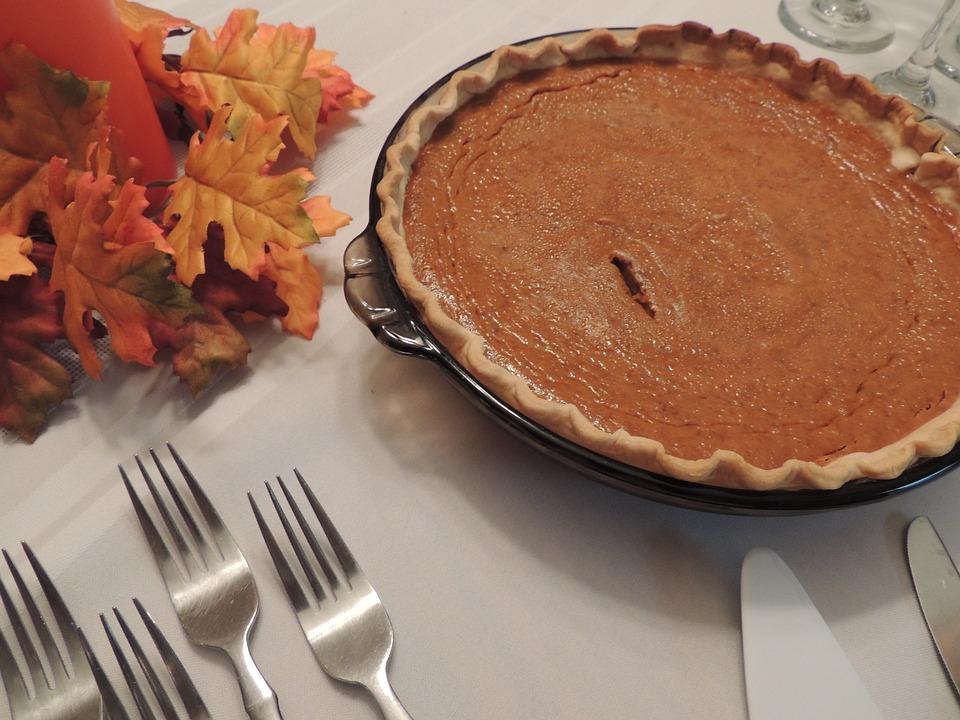 Fall, Thanksgiving, Pumpkin Pie, Pumpkin, Seasonal