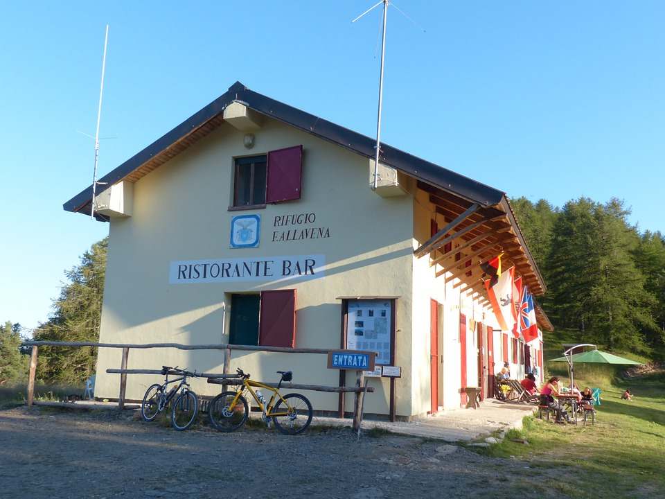 Rifugio, Fallavena, Hut, Mountain Hut, Cai, Alpine Club