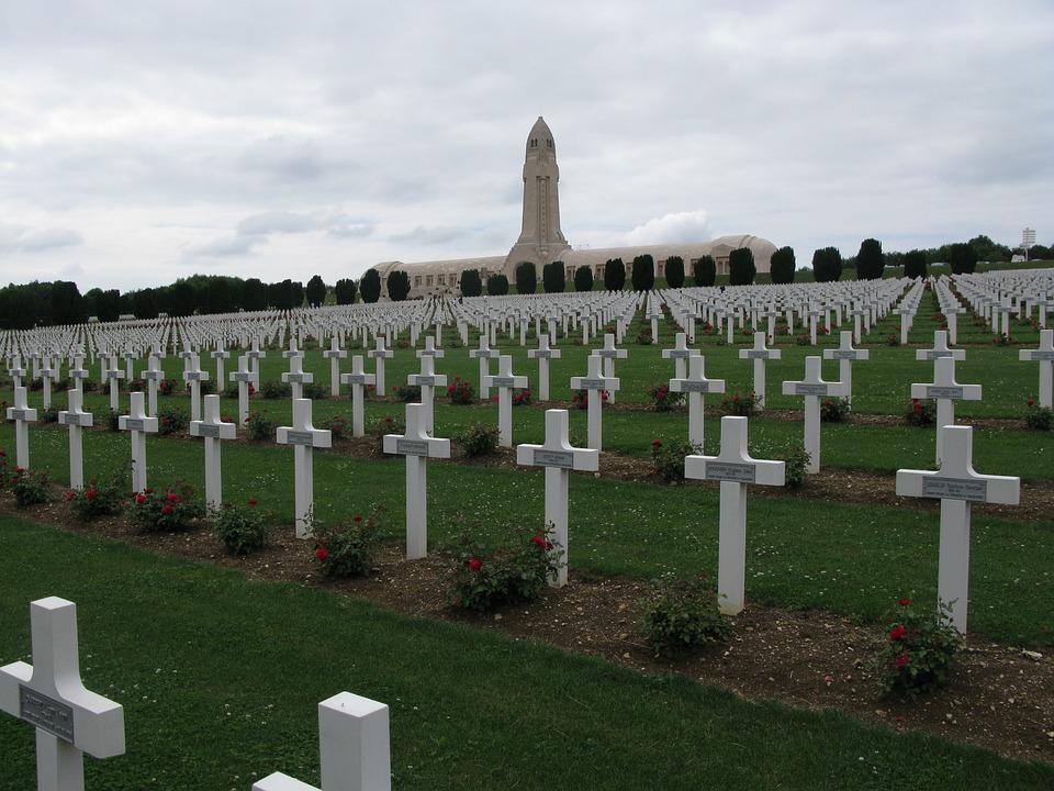 Verdun, Falls, Cemetery