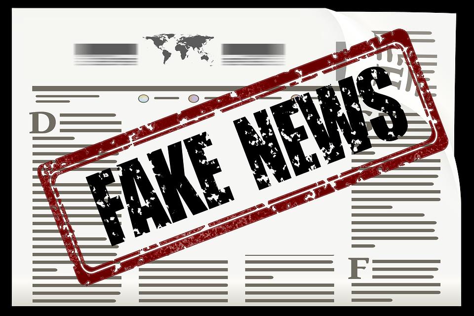 News, False, Concept, Information, Text, Background
