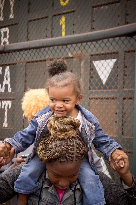 Family, Sisters, African American, Black, Black Girls