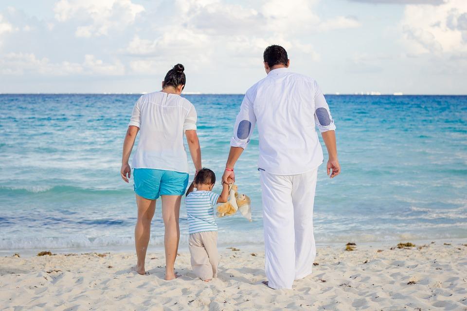 Love, Family, Beach