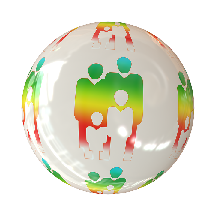Ball, District, Round, Family, Father, Mother, Child